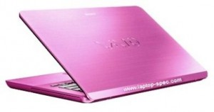 Sony Vaio Fit 14 SVF14A14CXP Pink Laptop