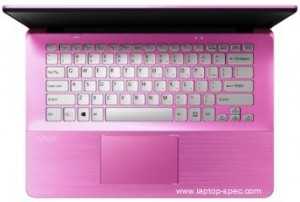 Vaio_Fit_Series_14_SVF14A16CXP Steel Pink