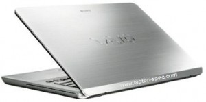 Vaio_Fit_Series_14_SVF14A16CXS Laptop Silver