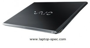 Vaio Pro Ultra book SVP13215PXB Black
