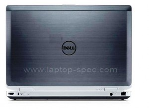 Dell Latitude e6430 Back Side