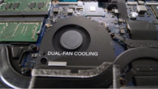 Dell g3 3579 Dual Cooling fan