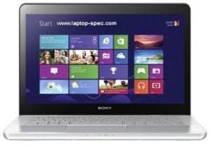 Sony Vaio Fit 14 SVF14A14CXS Silver