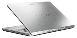 Sony Vaio Fit 14 SVF14A14CXS Steel Silver