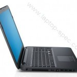 Dell Inspiron 17 3721 Left Side