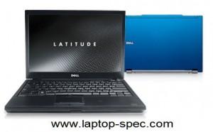 Dell-Latitude-e4300-blue-color-front=view