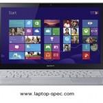Vaio Pro Ultra book SVP13215PXS Silver