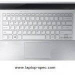 Vaio Pro Ultra book SVP13215PXS Silver Color
