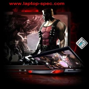 Dell AlienWare m17x Gaming Laptop