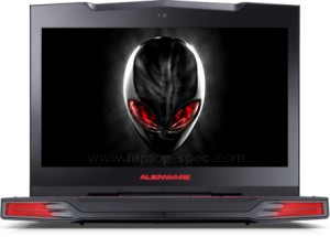 Dell AlienWare m15x Close View