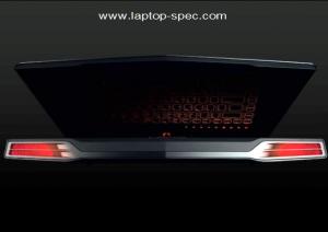 Dell AlienWare m15x Red Light