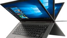 Toshiba Dynapad Tablet 12 CES 2016 Consumer Electronics Show