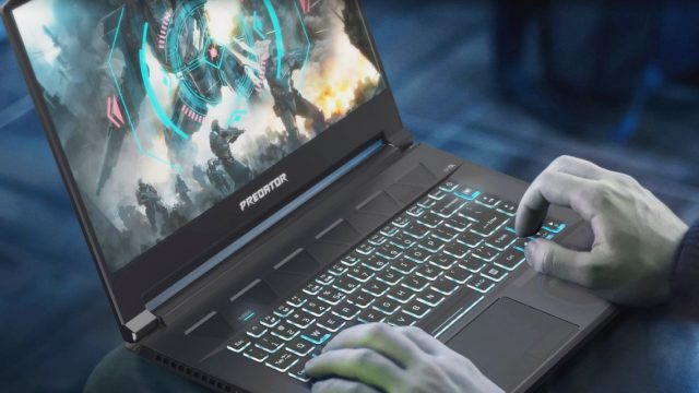 Acer Predator series 500 model