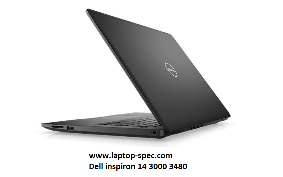 Dell inspiron 14 3000 3480 Laptop Black