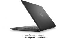 Dell inspiron 3481 14 3000 series