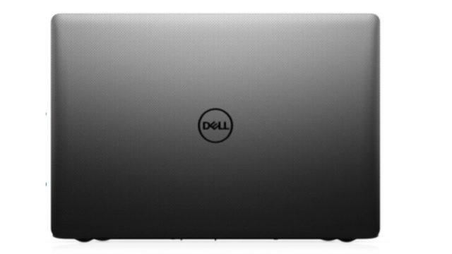 Dell Vostro 3590 Backside Black
